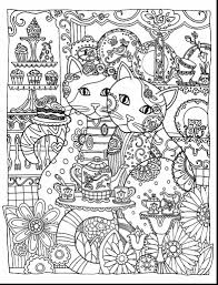 Cat Halloween Coloring Pages by Stunning Animal Coloring Pages Cats With Cute Cat Coloring