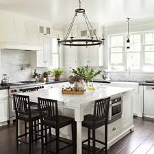 Cooking Islands For Kitchens 37 Comfy Kitchen Islands With Breakfast Nooks Comfydwelling Com