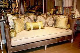 Gold Sofa Living Room Decorating Ideas Glamorous Living Room Design Ideas With Brown