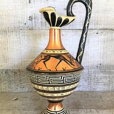 Copper Flower Vase Shop Copper Pitcher On Wanelo