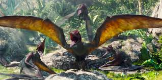 what u0027s wrong with the flying pterosaurs in jurassic world wired