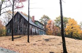 new homes to build using old barns to build brand new homes wsj