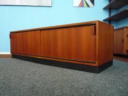Vintage G Plan Sideboard Vintage Swiss Teak Sideboard By Dieter Waeckerlin For Idealheim