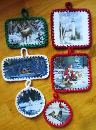 recycled card ornaments 28 images teaching 2 and 3 year olds