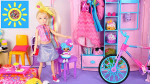 Barbie Doll Playing