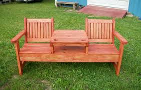 Wood Patio Furniture Ideas Bench 13 Awesome And Cheap Patio Furniture Ideas 1 Awesome