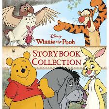 winnie the pooh storybook collection special edition walmart