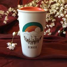Colorado Travel Cups images Starbucks coffee ceramic cup denver local collection nwt jpg