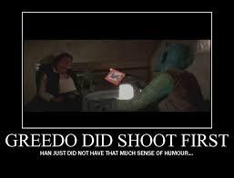 Han Shot First Meme - greedo star wars meme star best of the funny meme