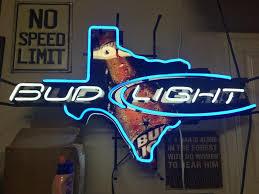 bud light neon signs for sale bud light texas neon sign real neon light for sale hanto neon sign