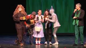 the wizard of oz play by pitman high school