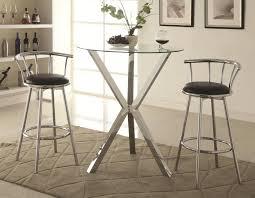 bar stool table set of 2 fine furniture san diego kitchen dining bar stools chrome