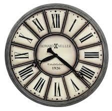howard miller 625 613 company time ii wall clock the clock depot