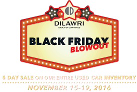 black friday used car deals black friday blowout 5 day sale on the entire used car inventory