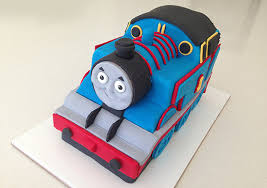howtocookthat cakes dessert u0026 chocolate 3d thomas train cake