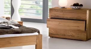 Schlafzimmerm El Wildeiche Massivholz Kommode Aus Massiver Eiche Natura Betten De