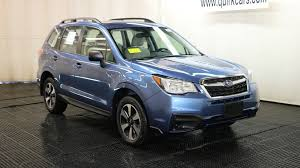 subaru forester new 2018 subaru forester base sport utility in braintree s13269