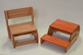 special wooden step stool for children with certain applications
