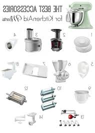 Kitchenaid Mixer Accessories by Whip Attachment For Kitchenaid Mixer Attachments On Sale Artisan