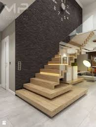 Lobby Stairs Design Pared Pinteres