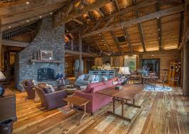 timber frame great room lighting timber frame great rooms lodge rooms and living rooms