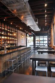 26 best cool bar front images on pinterest industrial bars wood