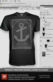 ghosted pocket t shirt design template psd ghosted templates