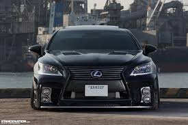 lexus gs300 stance stance nations two amazing twin slammed vip ls460s clublexus