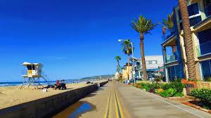 walking around mission beach and pacific beach boardwalk in san