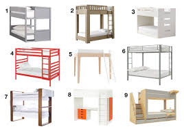Modern Bunk Beds For Boys 9 Modern Bunk Beds That Will Bring Your Sweet Dreams Design