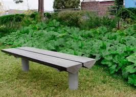 vista bench street furniture australia