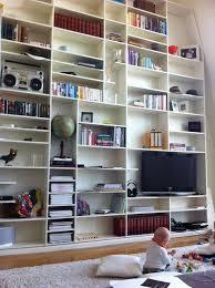Billy Bookcase Hack Built In Ikea Billys 10 Ways The World U0027s Most Versatile Bookcase