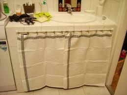 cache rideau cuisine rideaux pour placard de cuisine webpyx