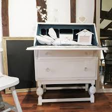vintage writing desk home painting ideas