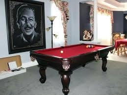 cheap 7 foot pool tables 7 foot pool table dining top pool table rustic farmhouse 7 foot 7
