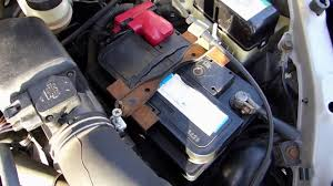 2008 toyota yaris battery how to change the battery on toyota yaris echo vitz