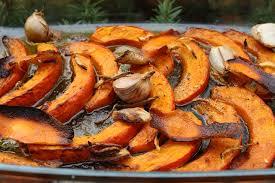 comment cuisiner du potimarron potimarron rôti à l orange et gingembre