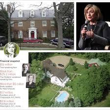 where is chappaqua debt drove hillary clinton s caign fundraising politico