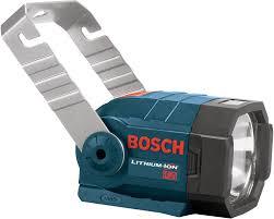 cordless lights bosch power tools