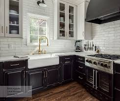 black kitchen cabinets images transitional black maple kitchen cabinets in custom finish