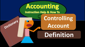 controlling definition controlling account definition what is controlling account youtube