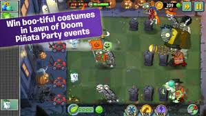Plants Zombie Halloween Costumes Plants Zombies 2 Update Washed Ashore