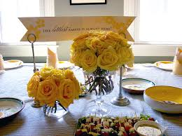yellow baby shower ideas gray and yellow baby shower by chelle paperie the sweetest occasion