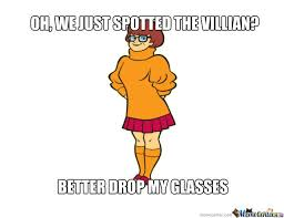 scumbag velma by roufbal meme center