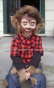 Werewolf Halloween Costumes Girls Diy Mens Wolf Costume Google Halloween