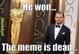 r i p leonardo dicaprio memes meme by sinisterpupp memedroid