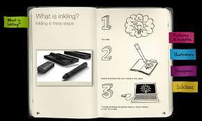 ux rave wacom inking digital ballpoint sketch pen