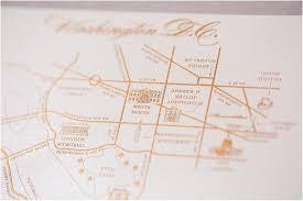 Map Wedding Invitations Washington Dc Themed Wedding Invitations Gourmet Invitations