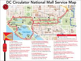 Dca Metro Map by National Cherry Blossom Festival Getting Around Wtop