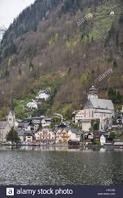 lake hallstatt hallstatt austria stock photo royalty free image